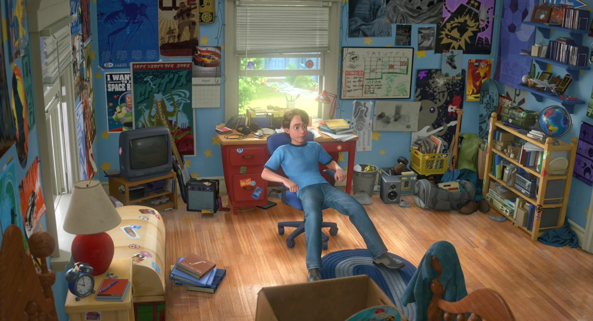 Toy Story 3 Andi wallpapers HD quality
