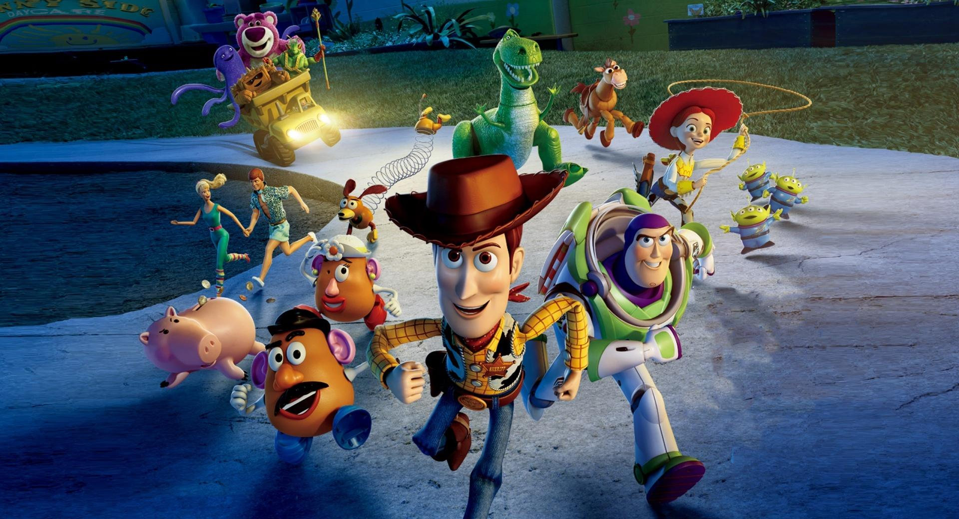 Toy Story 3 Great Escape wallpapers HD quality
