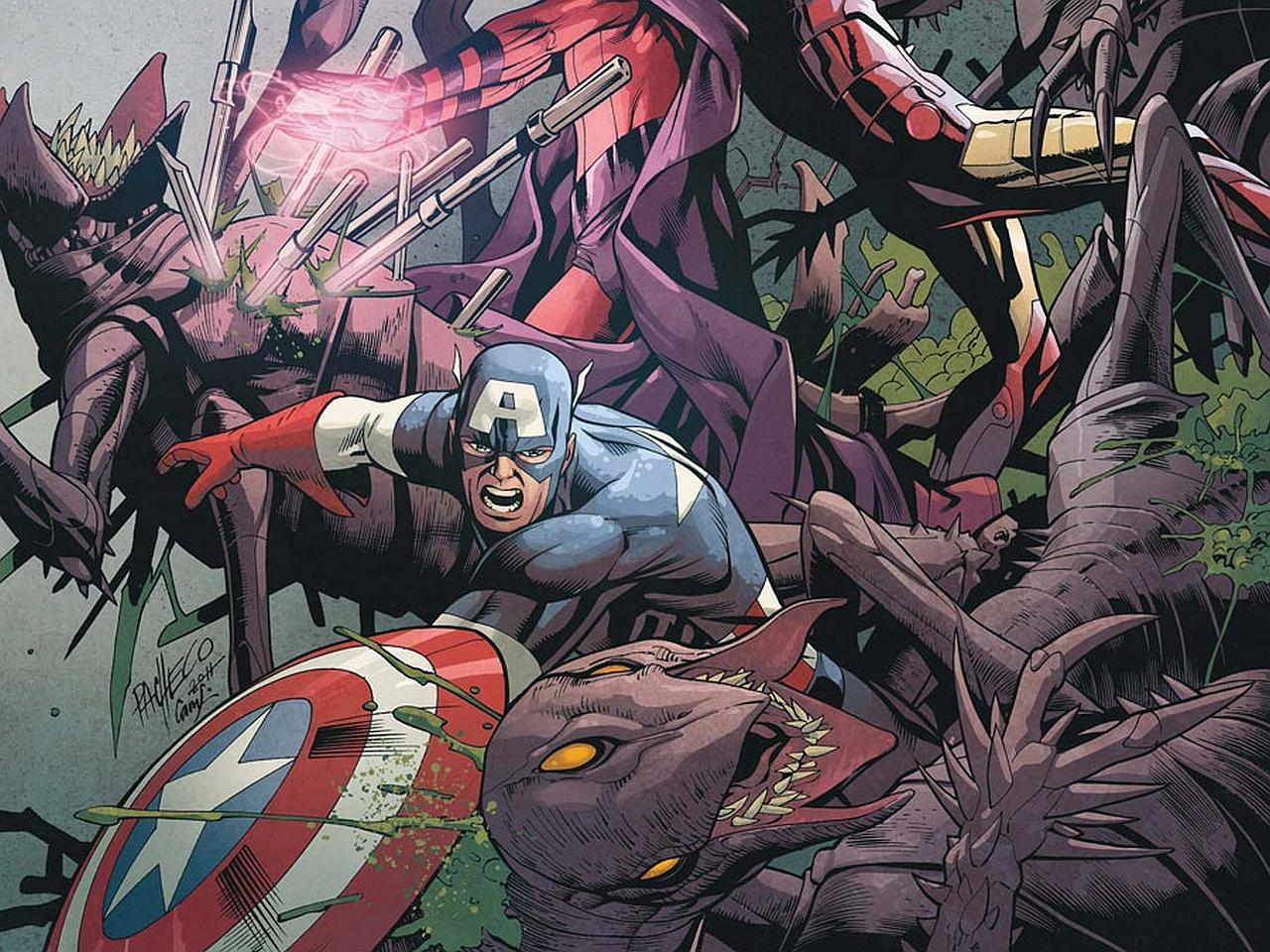 Uncanny X-Men Wallpaper HD Download