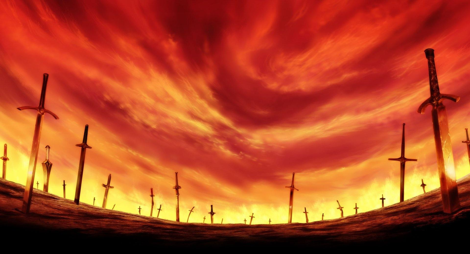 Unlimited Blade Works wallpapers HD quality