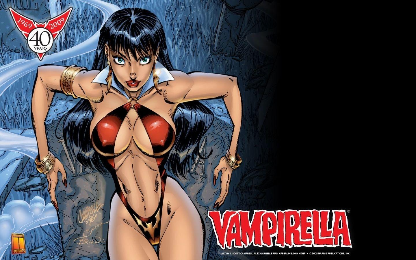Vampirella Comics wallpapers HD quality