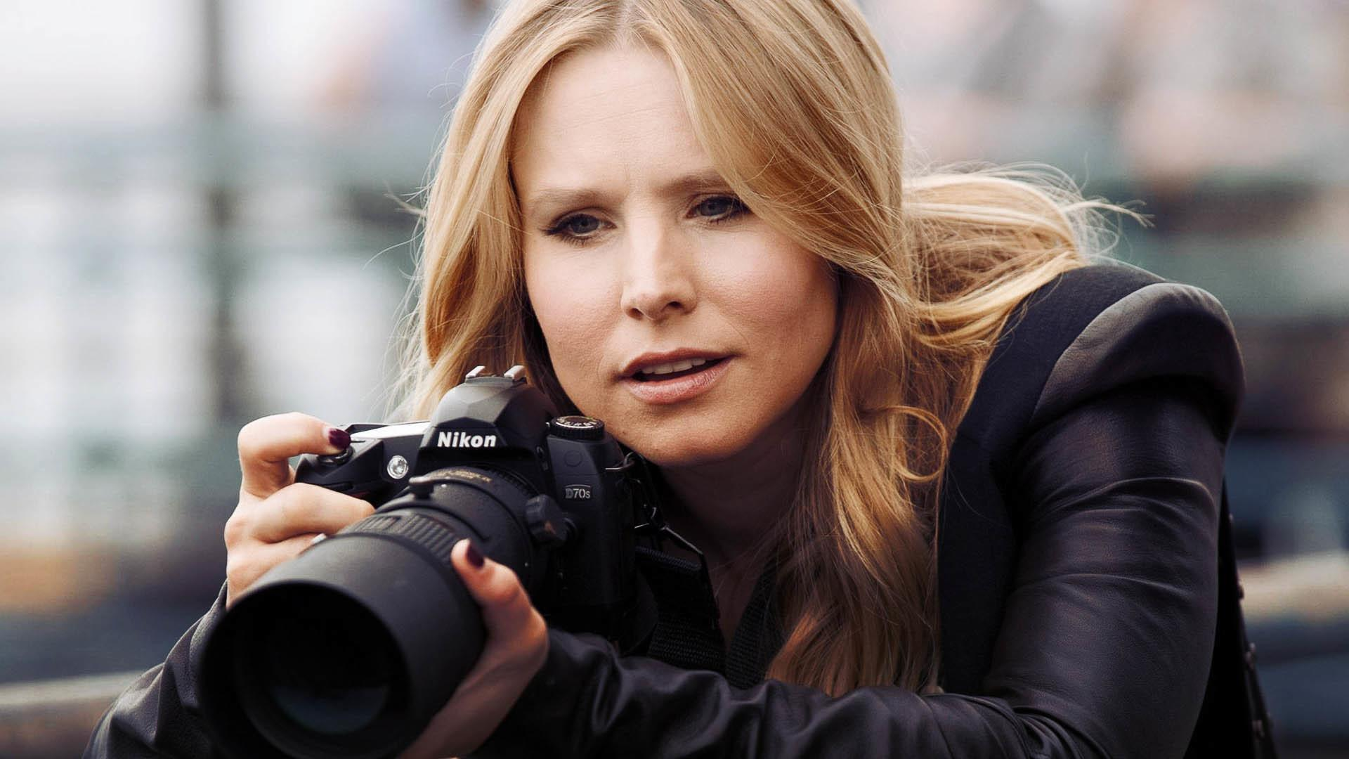 Veronica Mars at 640 x 1136 iPhone 5 size wallpapers HD quality