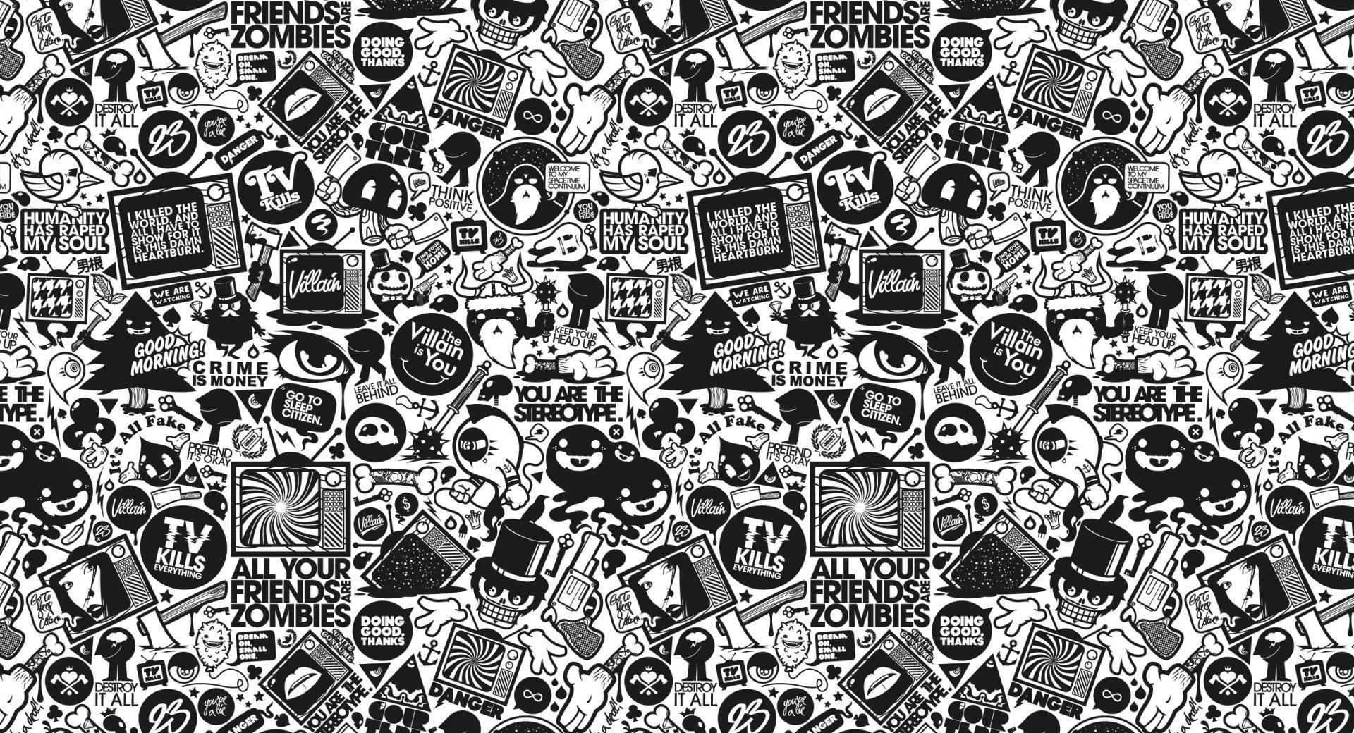 Villain Characters Cartoon wallpapers HD quality