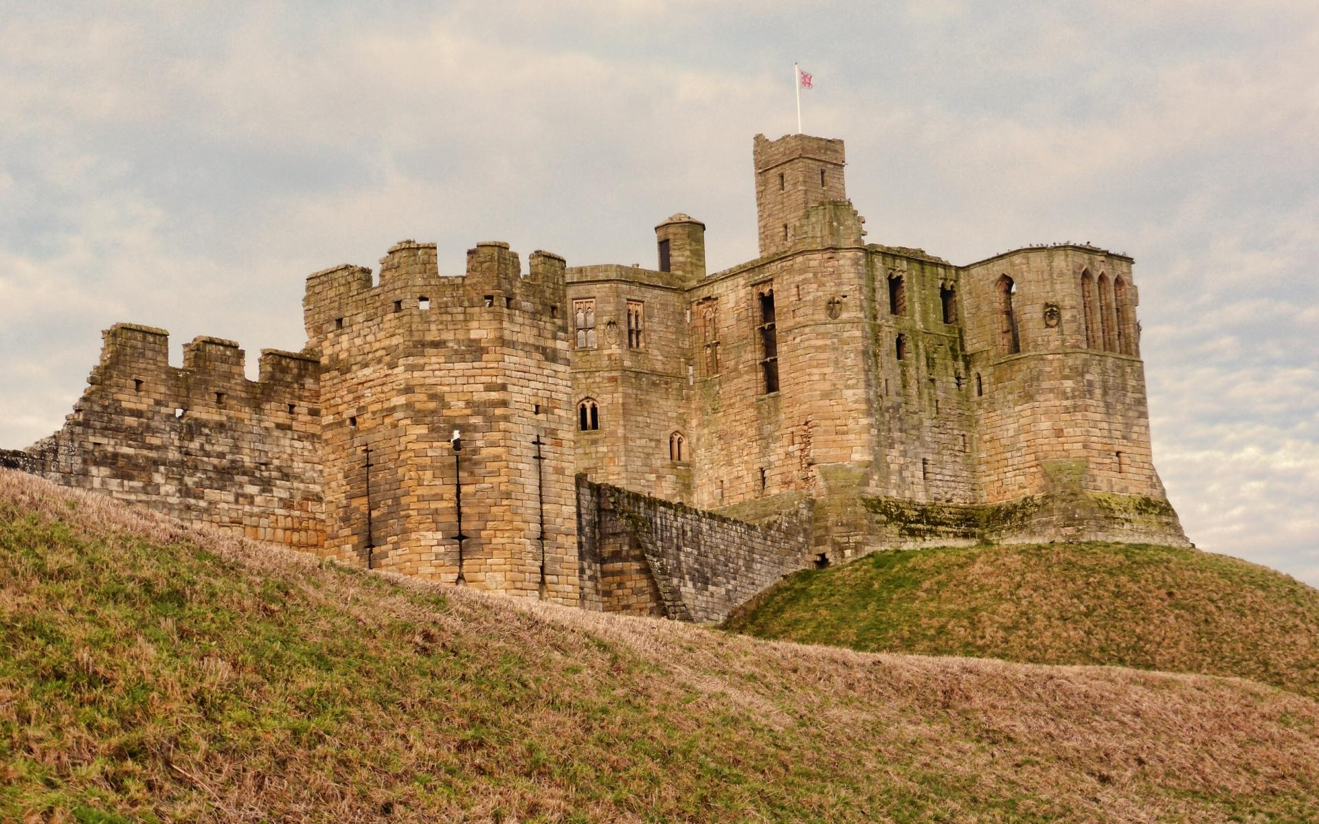Warkworth Castle wallpapers HD quality