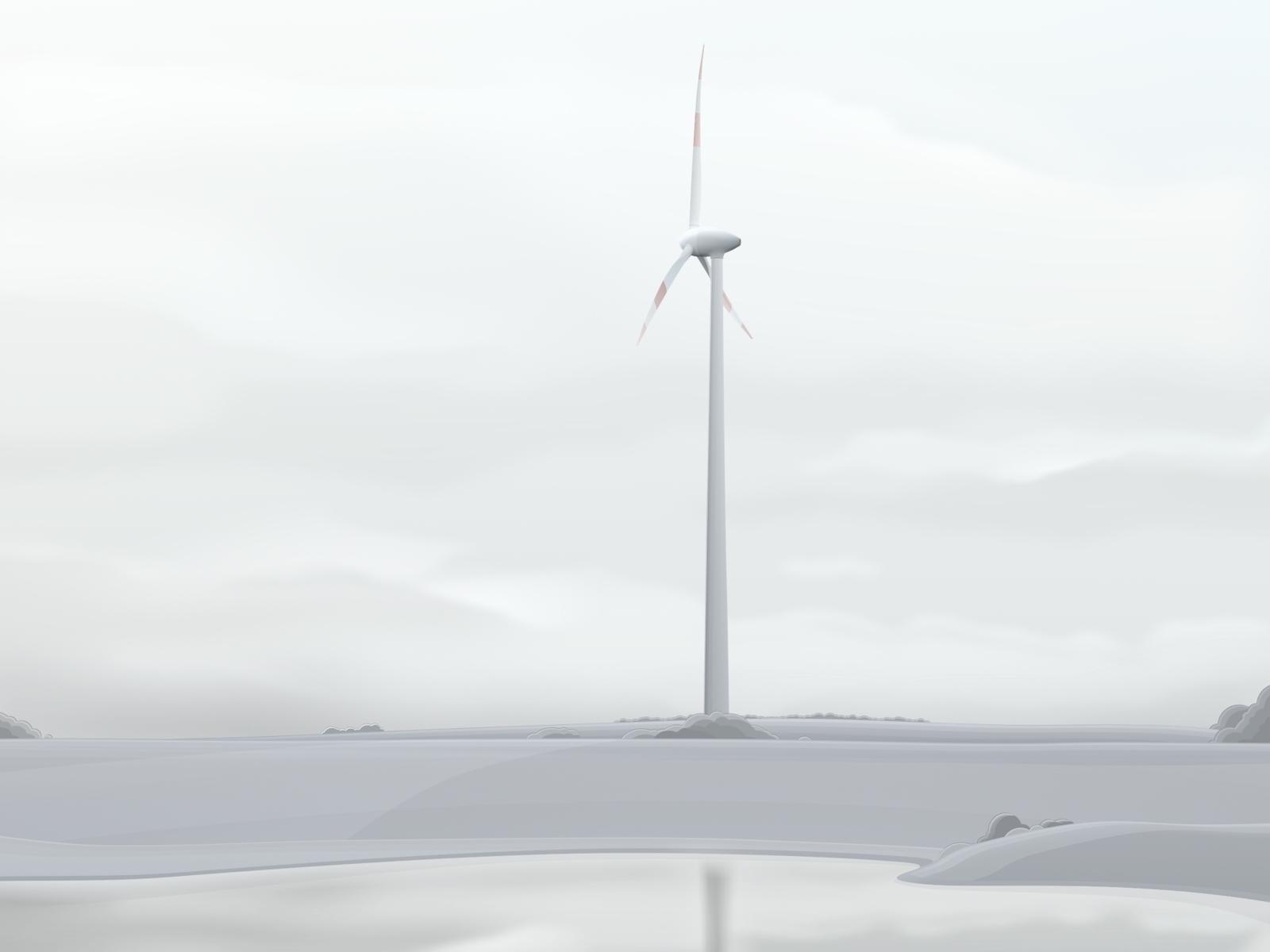Wind Turbine wallpapers HD quality