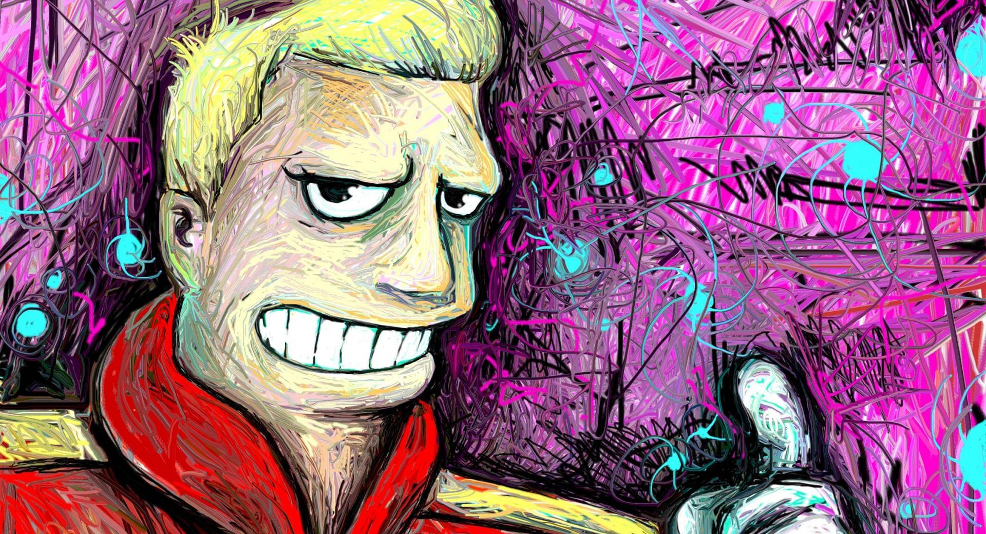 Zapp Futurama wallpapers HD quality