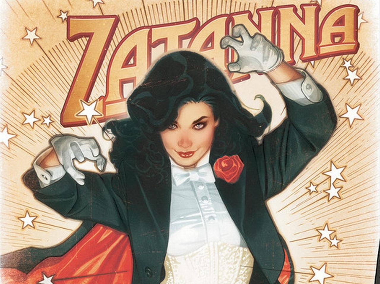 Zatanna Comics wallpapers HD quality
