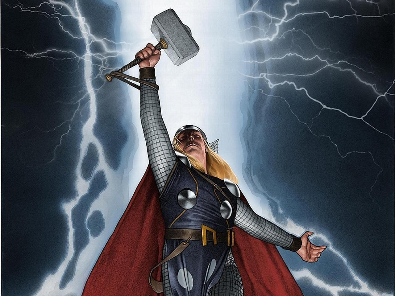 Thor Pictures Free Wallpaper: Thor Comics Wallpaper HD Download
