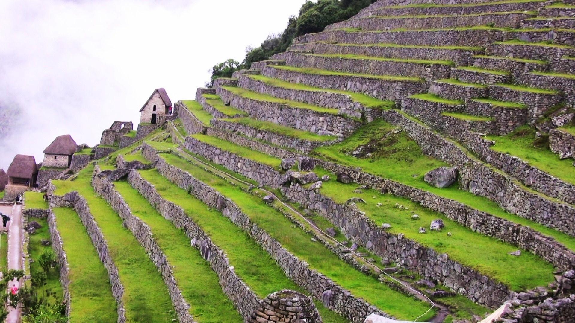 мачу-пикчу перу Machu Picchu Peru Machu Picchu  № 393737  скачать