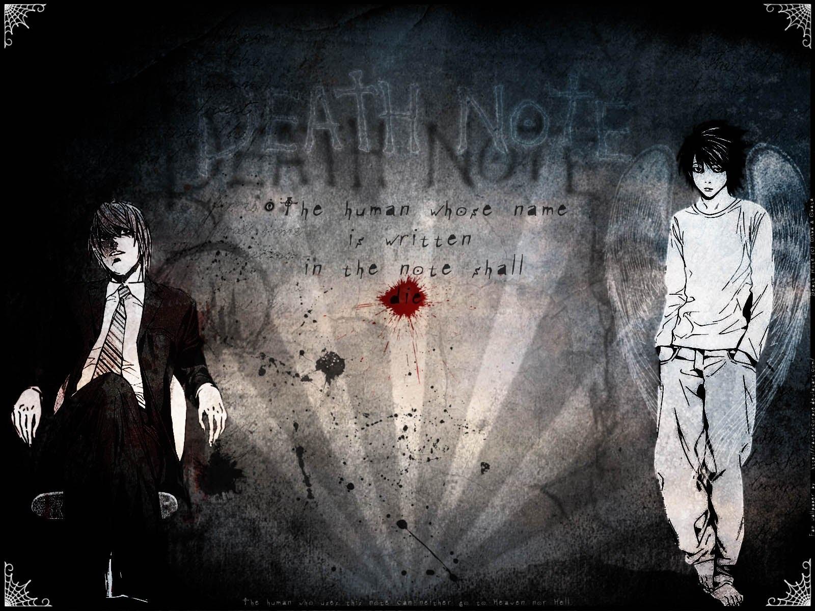 Death Note Wallpaper Hd Download