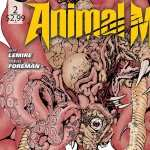 Animal Man wallpapers for iphone