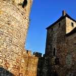 Bedzin Castle background
