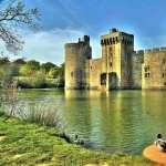 Bodiam Castle desktop