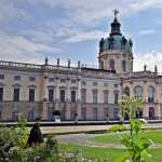 Charlottenburg Palace high definition photo
