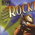 Rocketeer Comics wallpapers