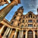 Schwerin Palace hd