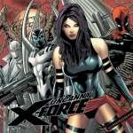 X-Force Comics wallpapers