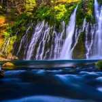 Burney Falls new photos