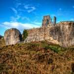 Corfe Castle full hd