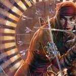 Elektra Comics hd desktop