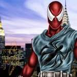 Scarlet Spider widescreen