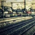 Train Station wallpapers for iphone