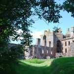 Caerlaverock Castle pics