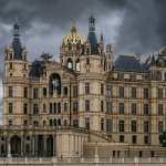 Schwerin Palace widescreen