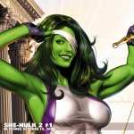 She-Hulk Comics new wallpapers