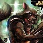 Rocket Raccoon high definition wallpapers