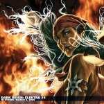 Elektra Comics new wallpaper