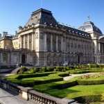 Royal Palace Of Brussels 2017