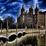 Schwerin Palace hd photos