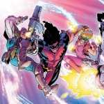 X-Force Comics PC wallpapers