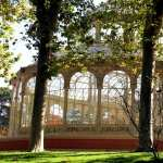 Palacio De Cristal wallpapers for android