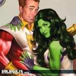She-Hulk Comics hd desktop