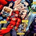 Justice League Of America widescreen