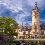 Schwerin Palace high quality wallpapers