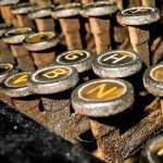 Typewriter 2017