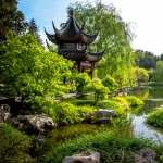 Japanese Garden high definition photo