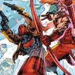 Red Hood And The Outlaws widescreen
