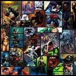 Collage Comics hd desktop