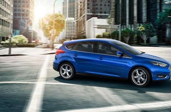 2015 Ford Focus wallpapers hd quality
