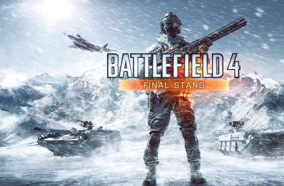 Battlefield 4 Final Stand wallpapers hd quality