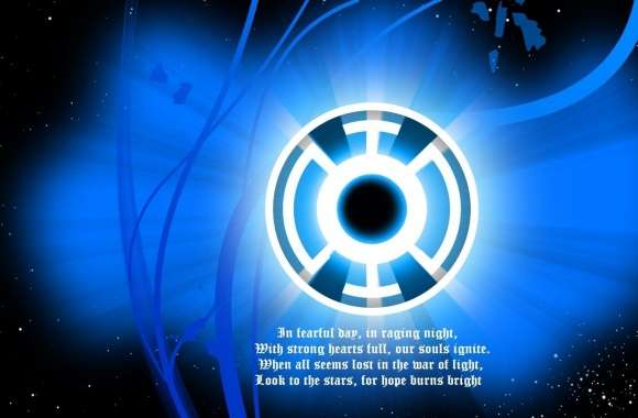 Blue Lantern Corps wallpapers hd quality