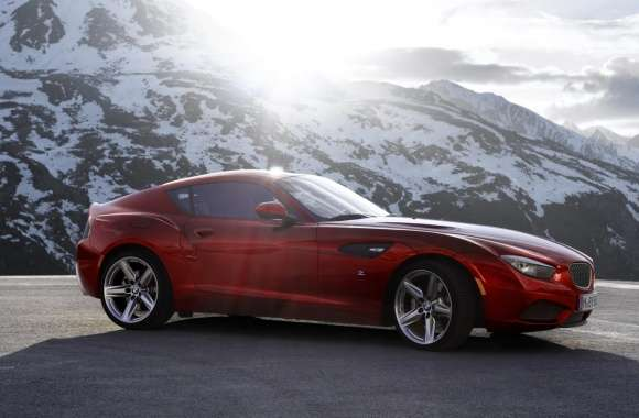 Bmw Zagato Coupe wallpapers hd quality