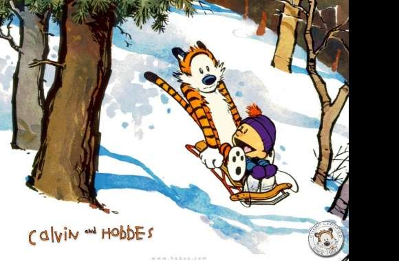 Calvin and Hobbes wallpapers hd quality