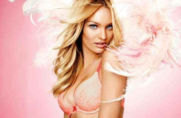 Candice Swanepoel The White Angel wallpapers hd quality