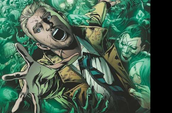 Constantine Comics wallpapers hd quality