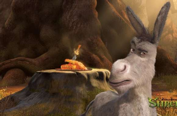 Donkey, Shrek Forever After wallpapers hd quality